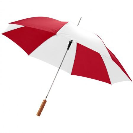 "23"" Lisa automatic umbrella, red, 83 x d: 102 cm - BRANIO"