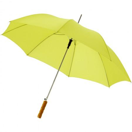 "23"" Lisa automatic umbrella, green, 83 x d: 102 cm - BRANIO"