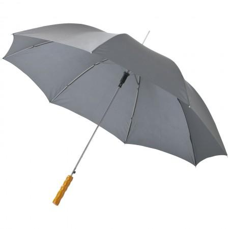 "23"" Lisa automatic umbrella, grey, 83 x d: 102 cm - BRANIO"