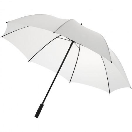 "23"" Barry automatic umbrella, white, 80 x d: 102 cm - BRANIO"
