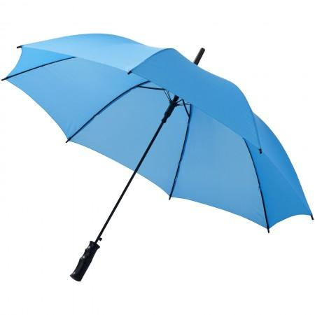 "23"" Barry automatic umbrella, blue, 80 x d: 104 cm - BRANIO"