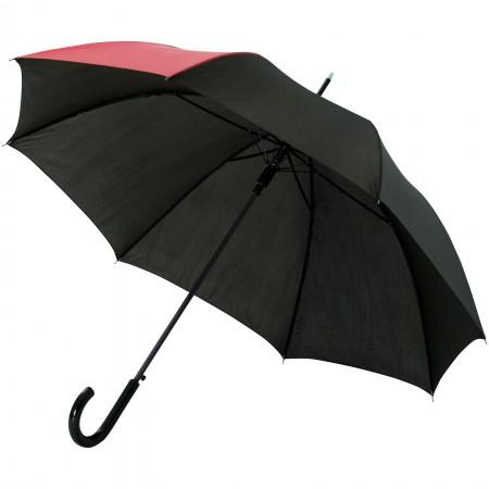 "23"" Lucy automatic open umbrella, red, 84 x d: 106 cm - BRANIO"