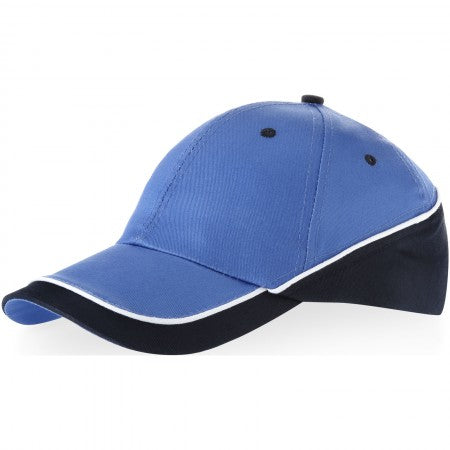 Draw 6 panel cap, Blue/Navy