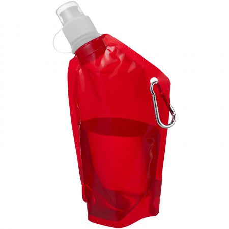 Cabo mini water bag, red, 21,8 x 10,5 x 5,5 cm
