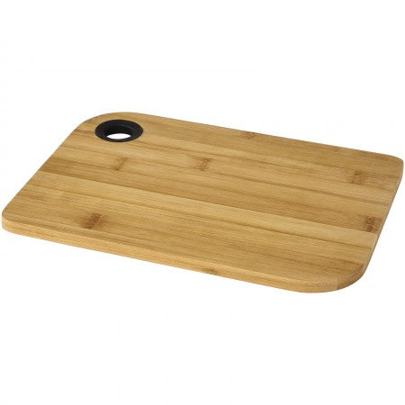 Main cutting board, brown, 25 x 18 x 1 cm