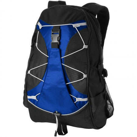 Hikers backpack, royalblue