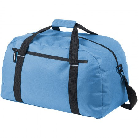 Vancouver travel bag, blue, 56 x 27 x 36 cm