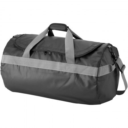 North Sea large travel bag, solid black, 64 x 37 x 37 cm
