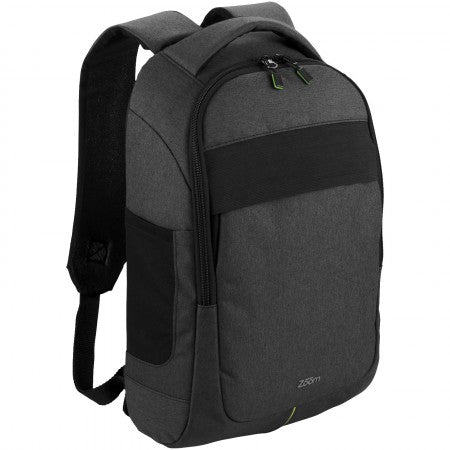 "Power Stretch 15"" laptop backpack, grey, 29,8 x 13,3 x 45,7"