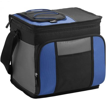 24-Can Easy-Access Cooler, blue, 29,3 x 21 x 30 cm - BRANIO