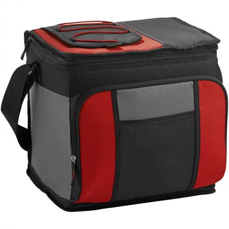 24-Can Easy-Access Cooler, red, 29,2 x 22,8 x 27,9 cm