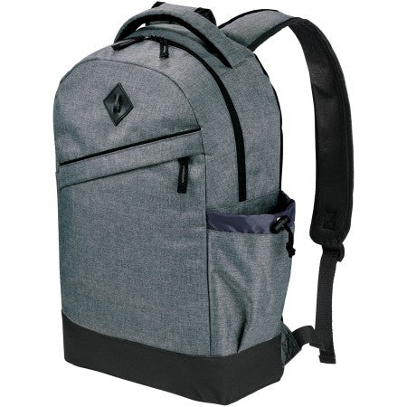 "Graphite Slim 15.6"" laptop backpack, grey, 29,2 x 13,3 x 46,"