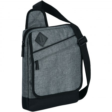 Graphite Tablet Bag, grey, 25 x 3 x 30 cm