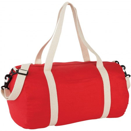 Cochichuate Duffel, red, 45 x 25 x 25 cm