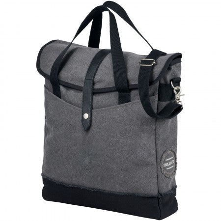 "Hudson 14"" laptop tote, grey, 33 x 8,2 x 37 cm"