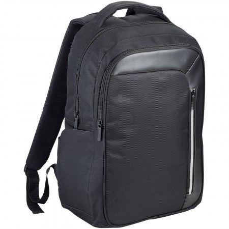 "Vault RFID 15.6"" Computer Backpack, solid black, 35 x 12,4 x"