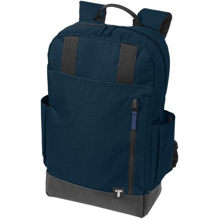 Computer Daily Backpack, blue, 28,5 x 10,5 x 45 cm