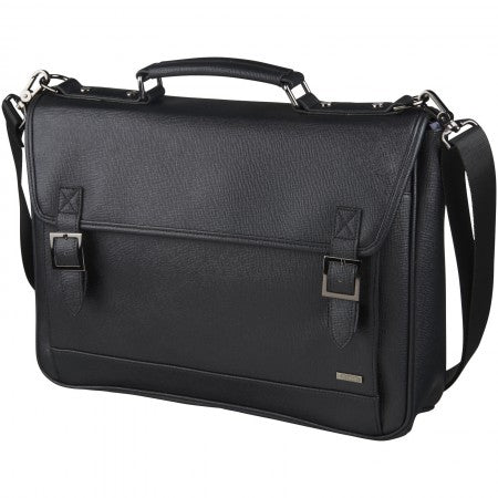 "Sendero 15"" messenger bag, black"