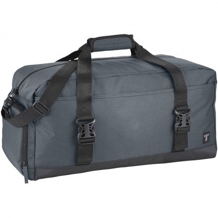 "Day 21"" Duffel Bag, grey, 52 x 21 x 26 cm"
