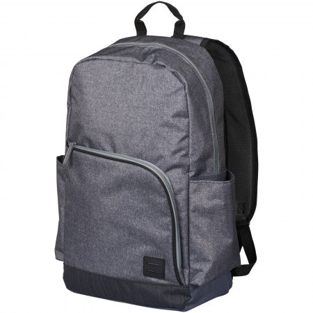"Grayson 15"" Computer Backpack, grey, 27 x 14 x 47 cm"