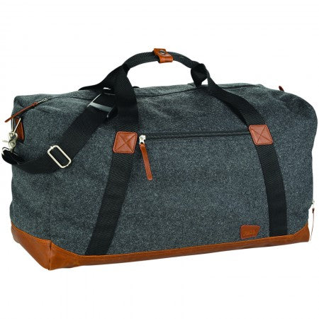 "Field & Co.? Campster 22"" Duffel Bag, Dark grey"