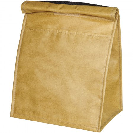 Paper Bag 12-Can Lnch Clr BR, Brown
