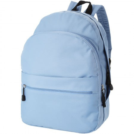 Trend backpack, blue, 35 x 17 x 45 cm