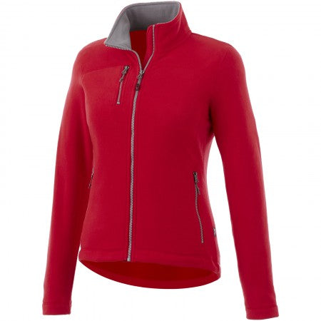 Pitch MF Lds Jacket, Red