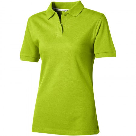 Forehand lds polo APPLE GRN M