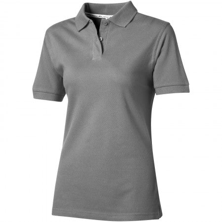 Forehand lds polo Grey L