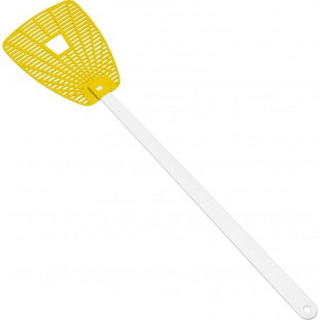 'Give the fly a chance' flyswatter, yellow - BRANIO