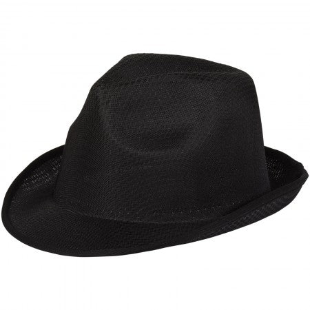Trilby Hat, black