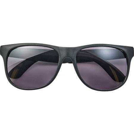 PP sunglasses with coloured legs, black