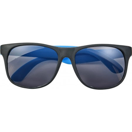 PP sunglasses with coloured legs, blue