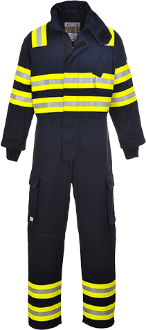 fr98 Wildland Fire Coverall - BRANIO