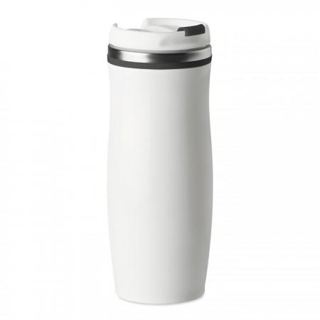 400 ml double wall SS mug - BRANIO