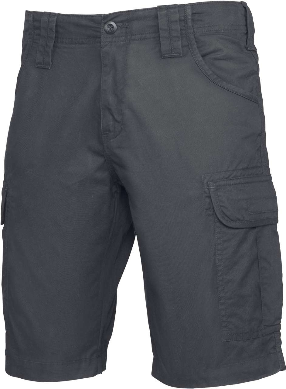MULTIPOCKET BERMUDA SHORTS