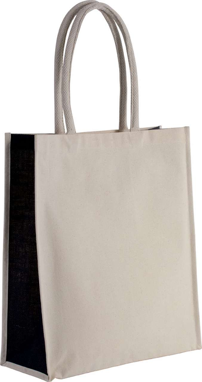 COTTON / JUTE TOTE BAG - 23L