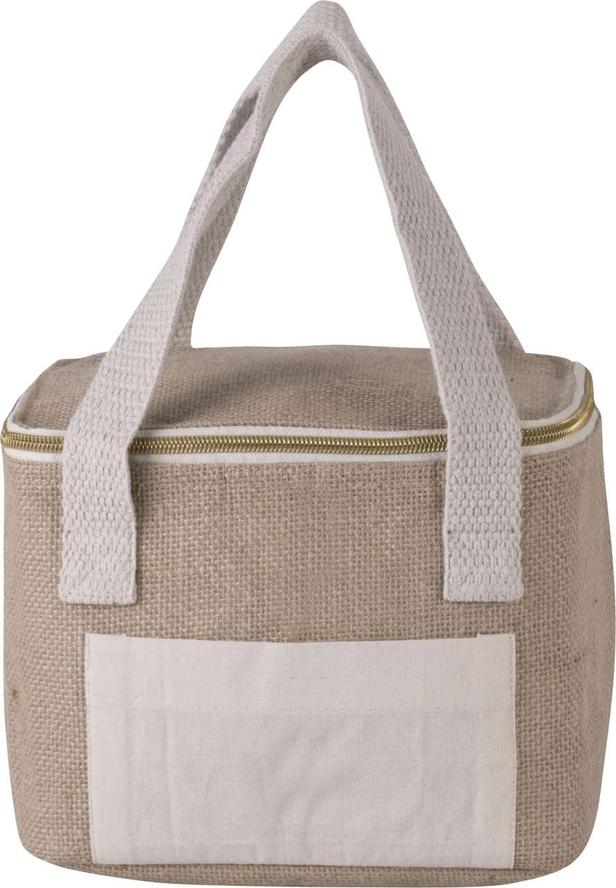 JUTE COOL BAG - SMALL SIZE
