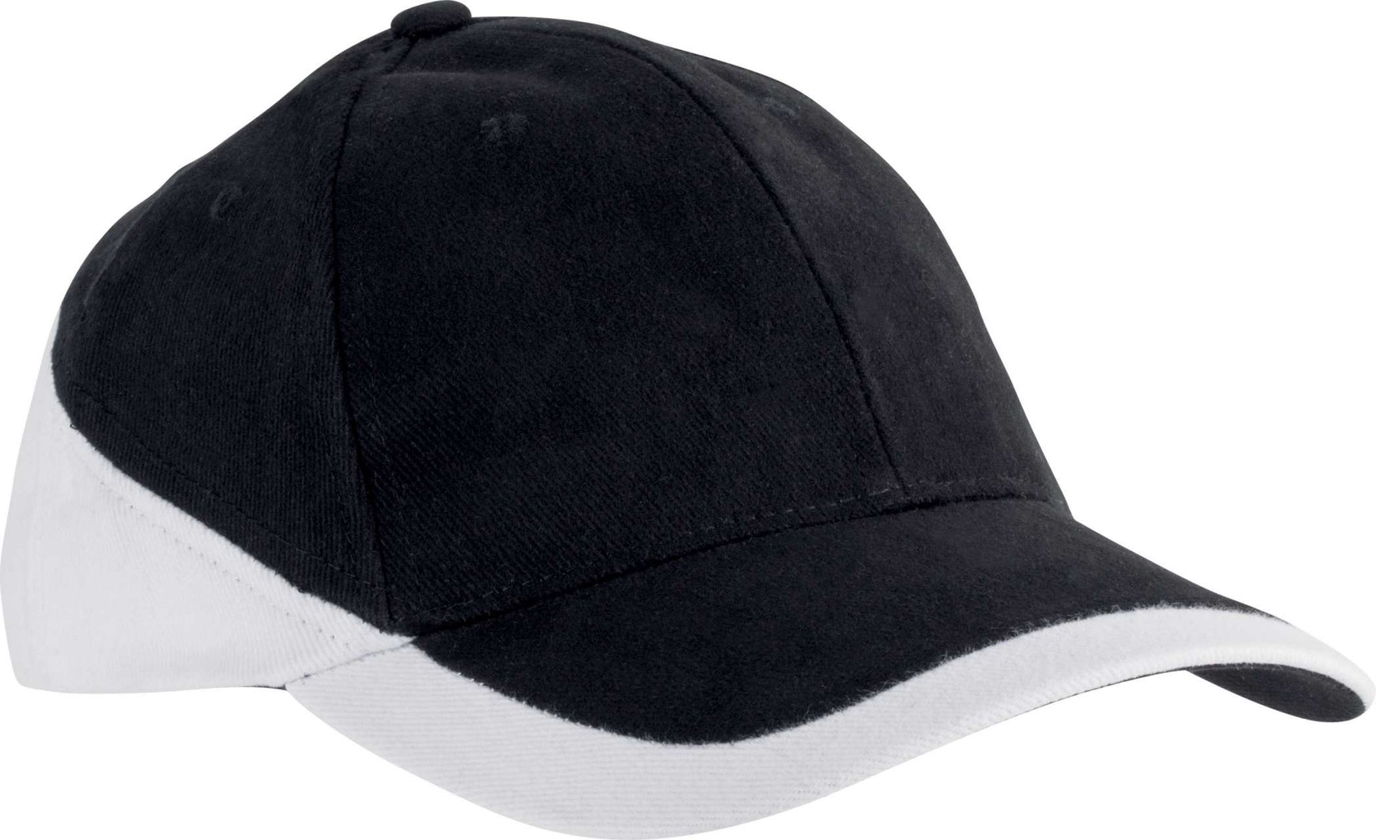 RACING - BI-COLOUR 6 PANEL CAP