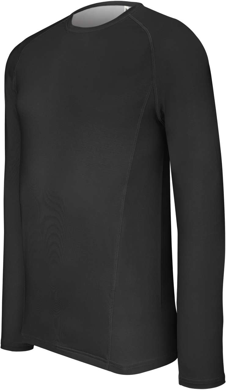"LONG SLEEVE SKIN TIGHT \QUICK DRY"" T-SHIRT"""