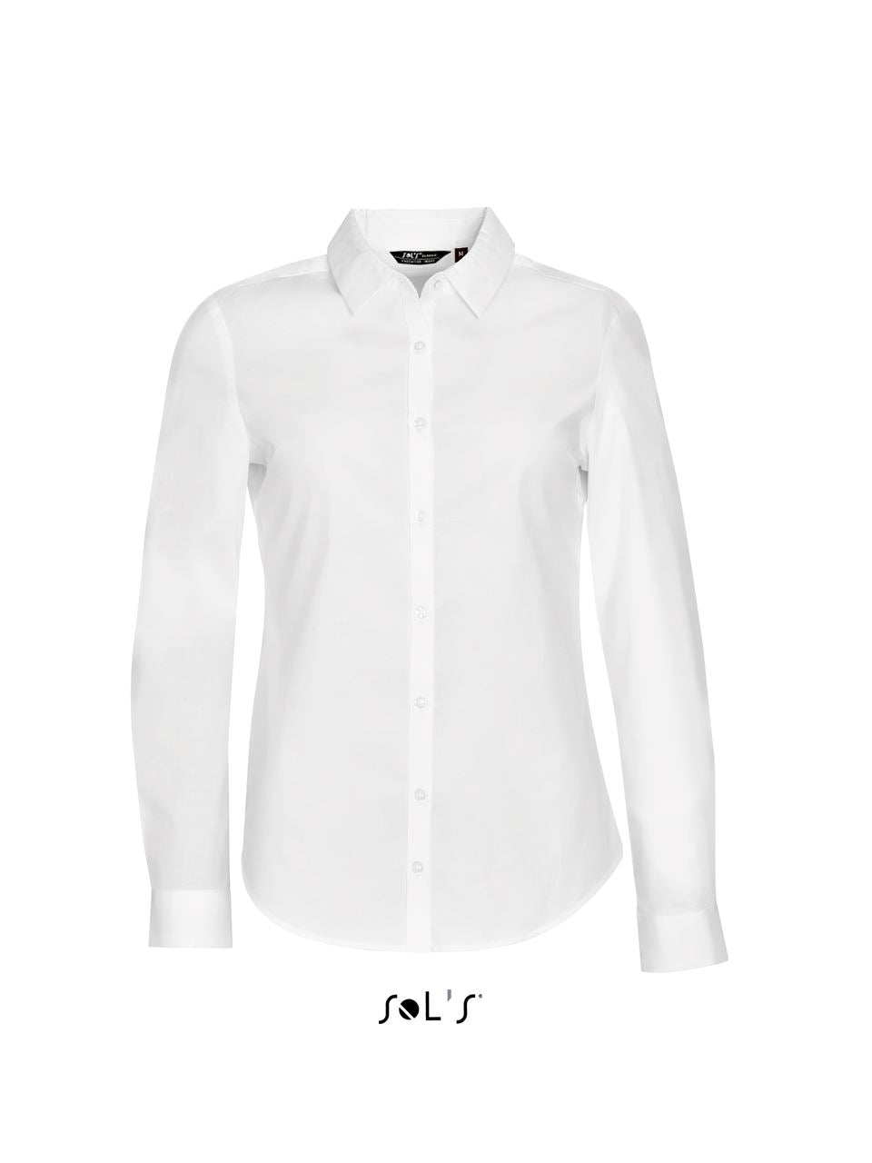 BLAKE WOMEN LONG SLEEVE STRETCH SHIRT