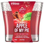 GLADE CANDLE APPLE PIE (3.4ozX6)