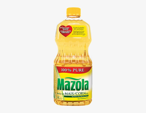 MAZOLA CORN OIL 40oz x 9Pack
