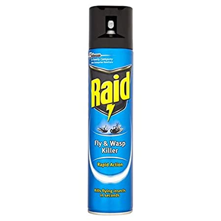 RAID OUTDOOR INSECT REPELLENT 11OZ 12Pack