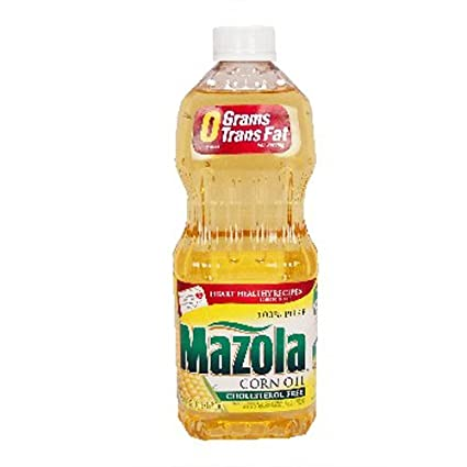 MAZOLA CANOLA OIL 24OZx12Pack