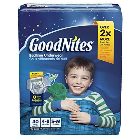 HUGGIES GOODNITES YOUTHPNTS Medium 14CT x 4Pack UNISEX