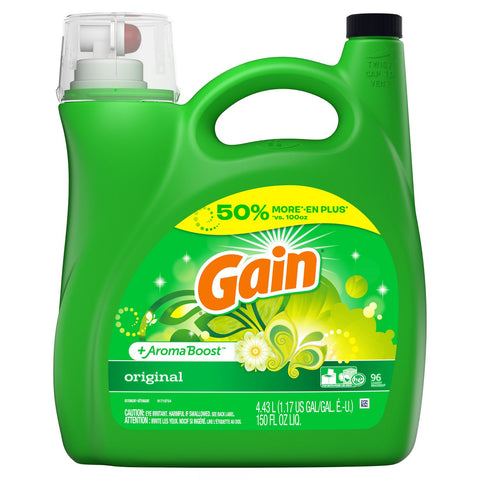 GAIN ORIGINAL LIQUID HE 146 LOADS