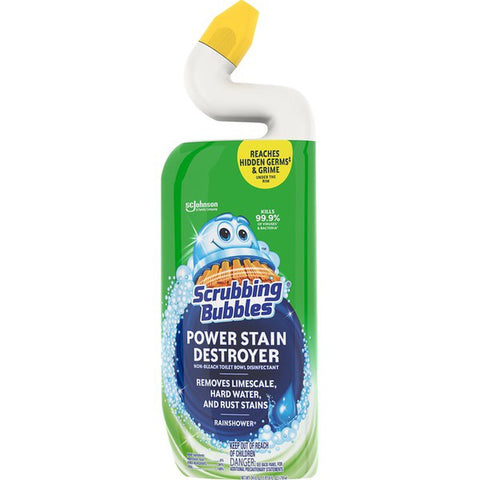 SCRUBBING BUBBLES MTBC HD RAINSHOWER (24ozX6)