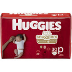 HUGGIES DIAPERS PREEMIES (30PC/6/CS) | Divico Cash & Carry Sint Maarten